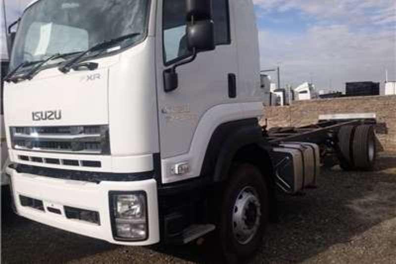 Isuzu Truck Chassis cab FXR 17 360 2020