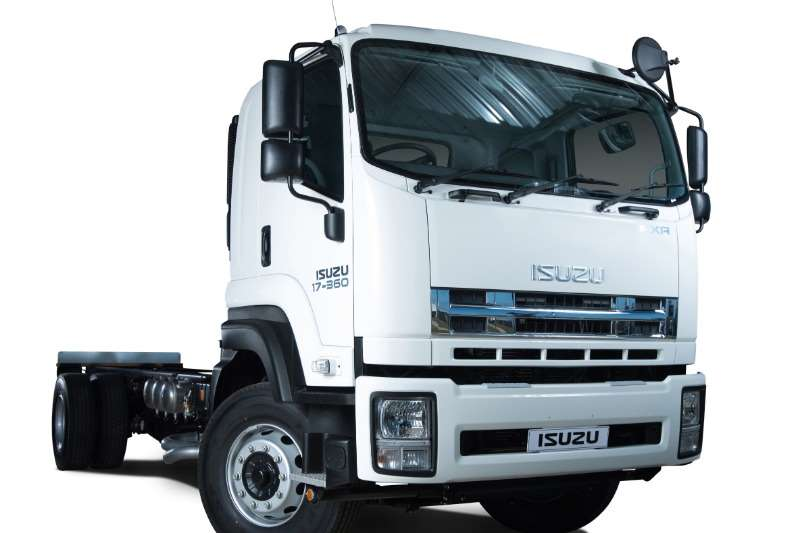 Isuzu Truck Chassis Cab FXR 17-360 Chassis Cab 2019