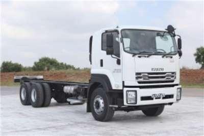 Isuzu Chassis cab FXZ 26 360 Truck