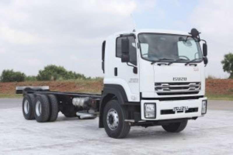 Isuzu Truck Chassis cab FXZ 26 360 2020