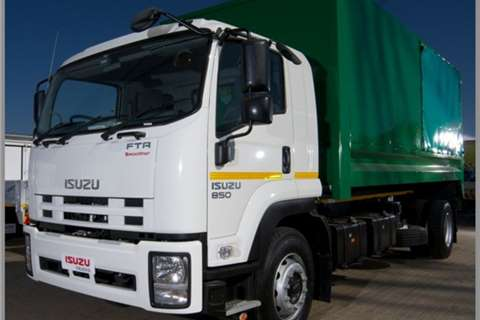 Isuzu Truck Chassis cab NEW FTR 850 AMT Chassis cab 2019