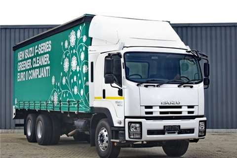 Isuzu Truck Chassis cab NEW FVZ 1400 Chassis cab 2019