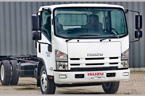 Isuzu Truck Chassis cab NEW NQR 500 Manual chassis cab 2019