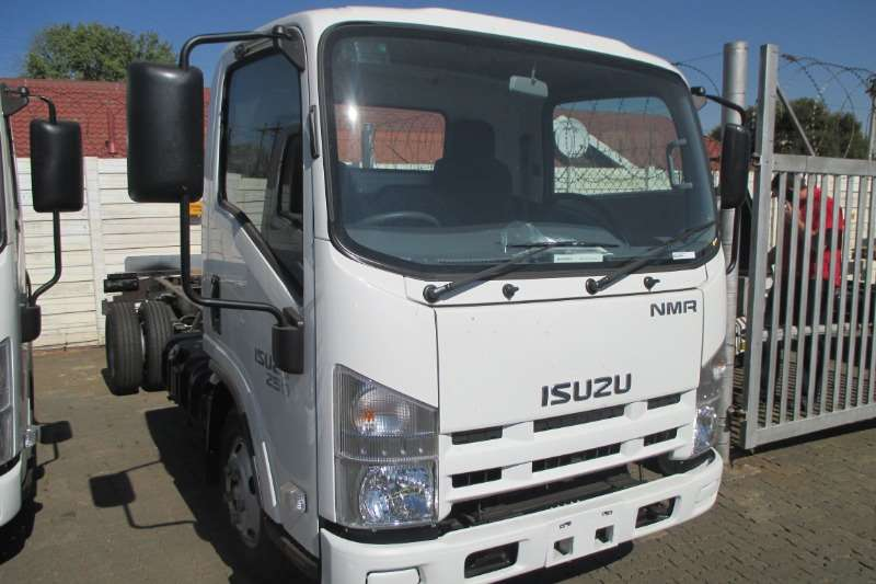 Isuzu Truck Chassis cab NMR 250 AMT Chassis Cab 2017