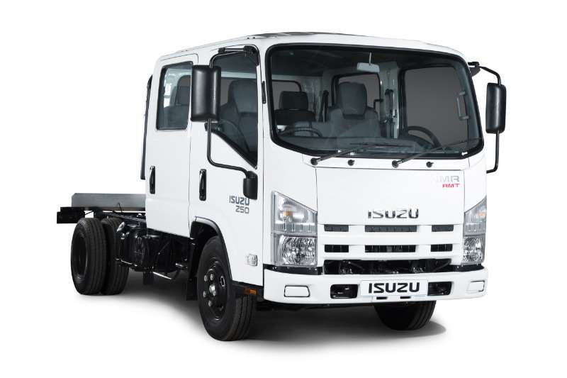 Isuzu Truck Chassis Cab NMR 250 AMT Crew Cab Chassis 2019