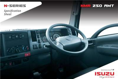 Isuzu Chassis cab NMR 250 AMT Crewcab Truck