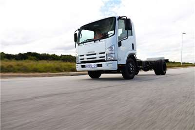 Isuzu Truck Chassis Cab NPR 300 AMT Chassis Cab 2019
