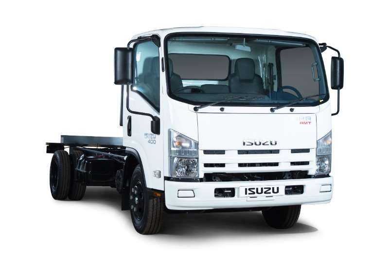 Isuzu Truck Chassis Cab NPR 400 AMT Chassis Cab 2019