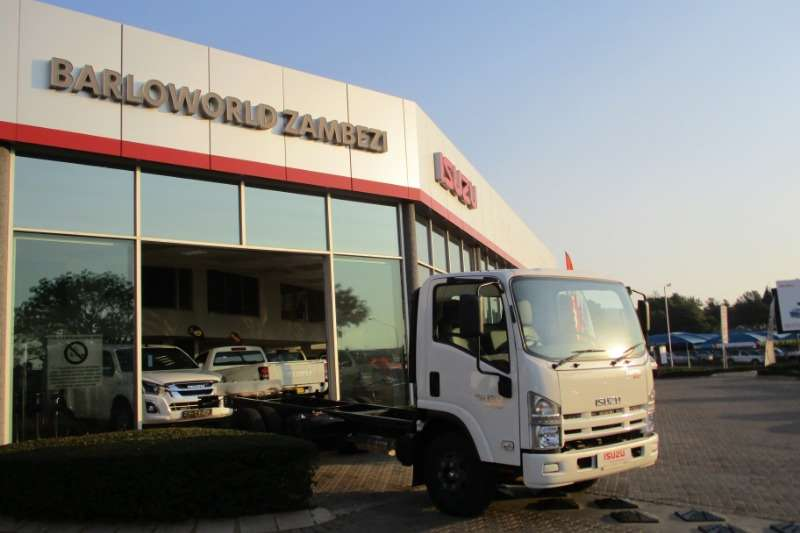 Isuzu Truck Chassis cab NPR400 AMT 2020