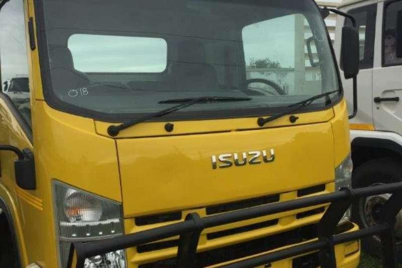 Isuzu Truck Chassis cab NPS 300 (4x4) 2010