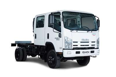 Isuzu Chassis cab NPS 300 DWA Crew Cab Chassis Truck