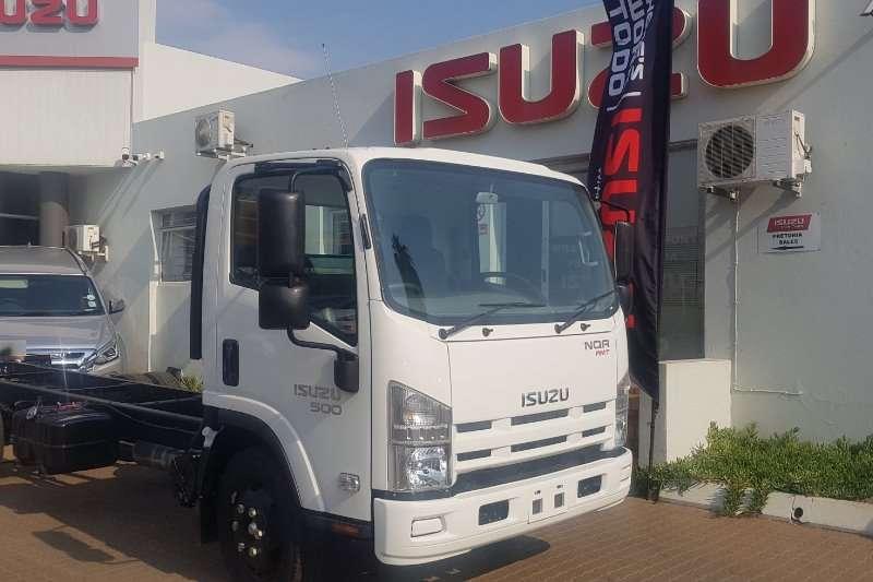 Isuzu Truck Chassis cab NQR 500 AMT 2020