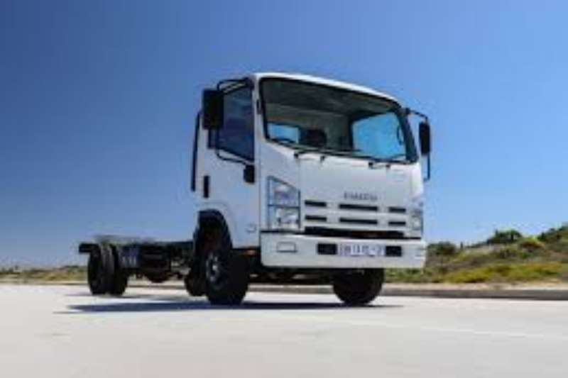 Isuzu Truck Chassis cab Shortened NPR 400 Chassis Cab 2020