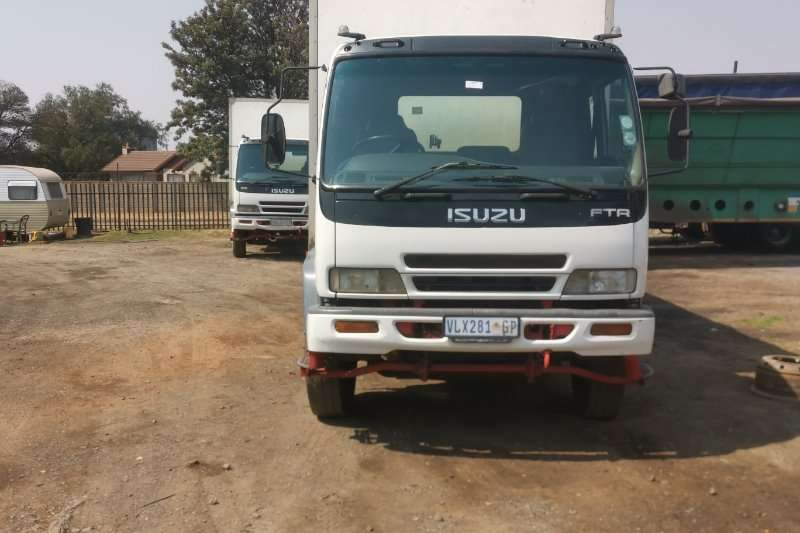 Isuzu Truck Closed body FTR800 2008