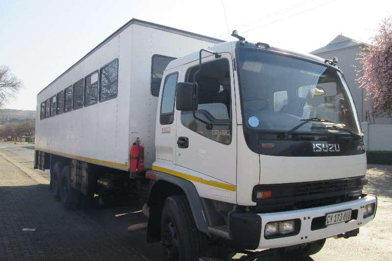 Isuzu Truck Closed body FVZ1400 2011
