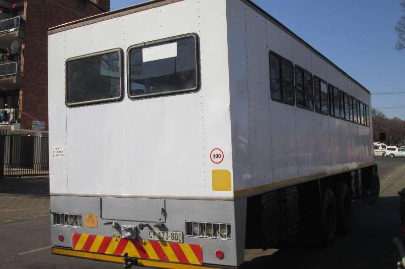 Isuzu Closed body FVZ1400 Truck