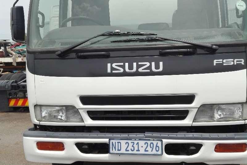 Isuzu Truck Closed body Isuzu FSR 8T Closed Body 2004