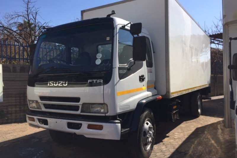 Isuzu Truck Closed body Isuzu FTR 800 Close Body 2004