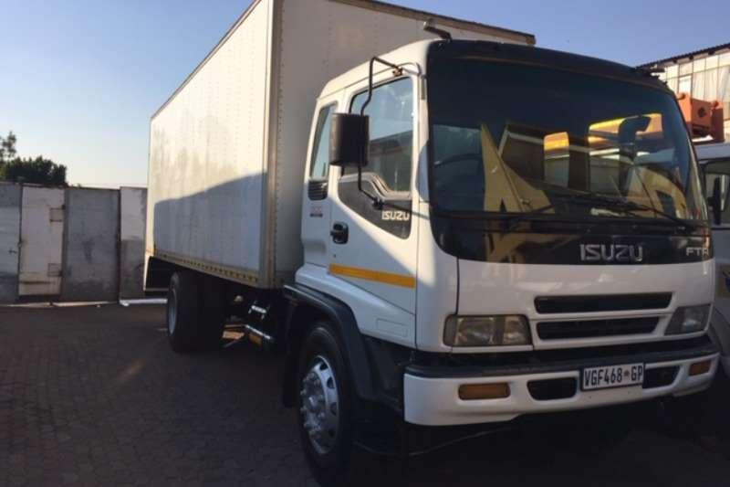 Isuzu Truck Closed body Isuzu FTR800 Truck Closed Body 2006