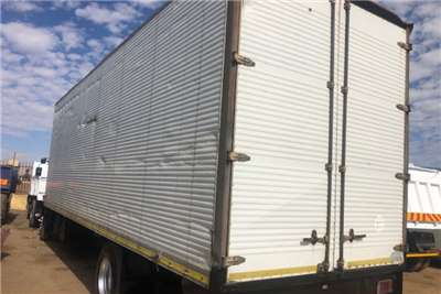 Isuzu Closed body Isuzu FTR800 With 10m Close Body Truck