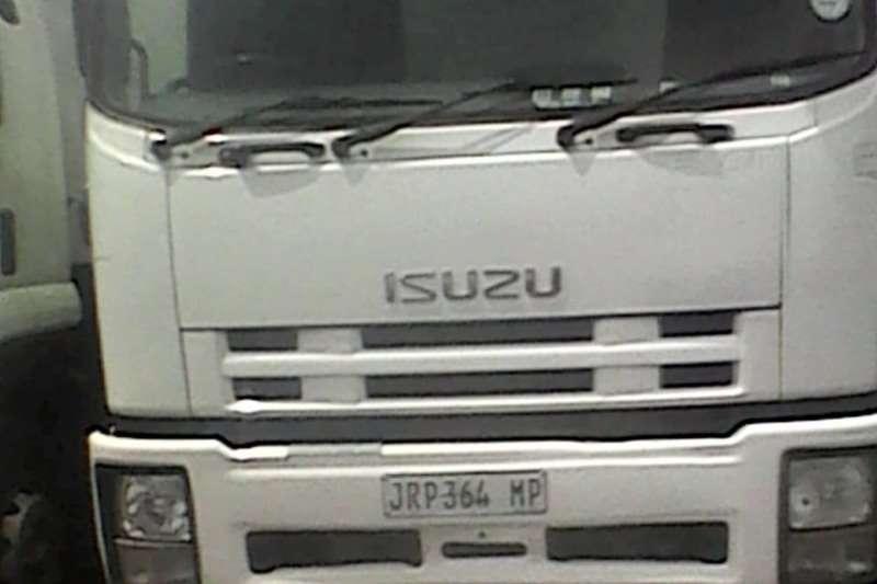 Isuzu Truck Closed body Isuzu FVM 1200 12T Closed Body