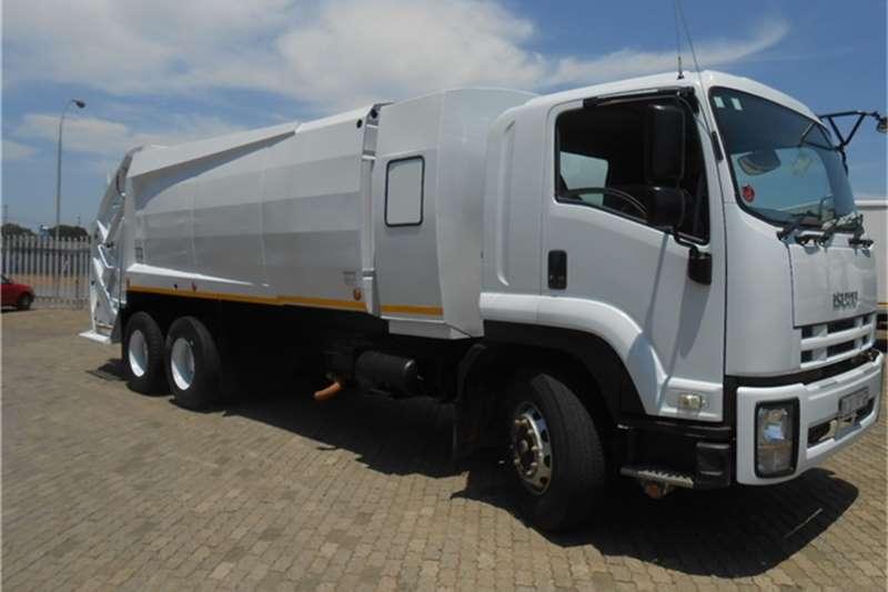 Isuzu Truck Compactor FVZ 1600 2019