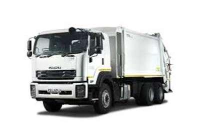 Isuzu Compactor FXZ 28 360 Compactor Truck