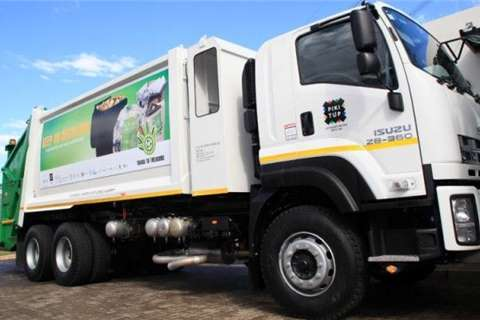 Isuzu Truck Compactor NEW FXZ 28-360 Compactor 2019