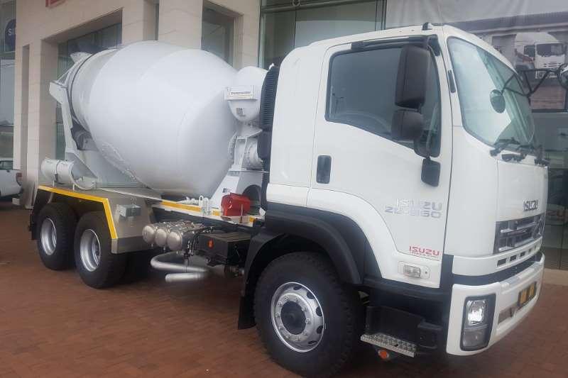 Isuzu Truck Concrete mixer FXZ 26 360 MANUAL 2019