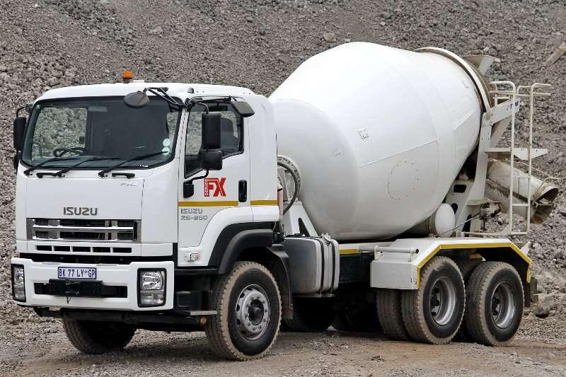 Isuzu Truck Concrete mixer FXZ 26 360 Mixer 2020