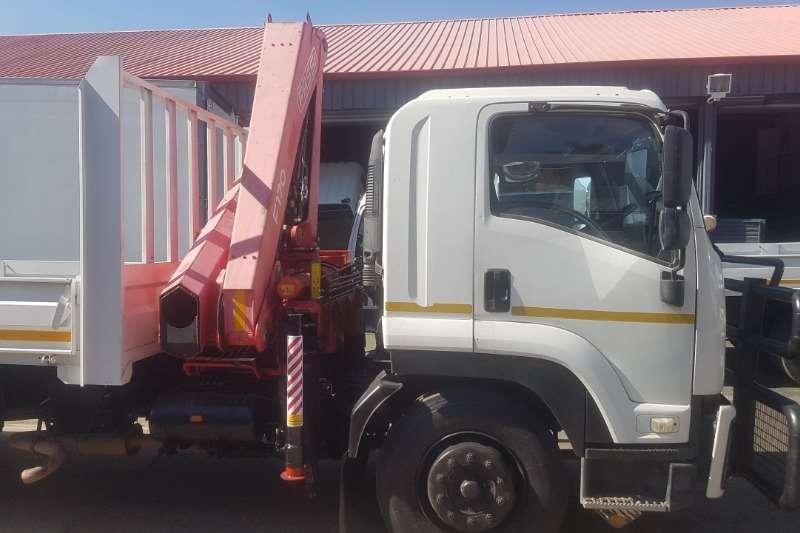 Isuzu Truck Crane truck FTR850 2013