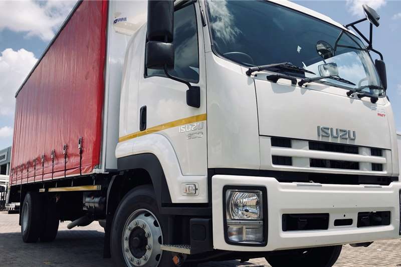Isuzu Truck Curtain side FTR 850 AMT 2020