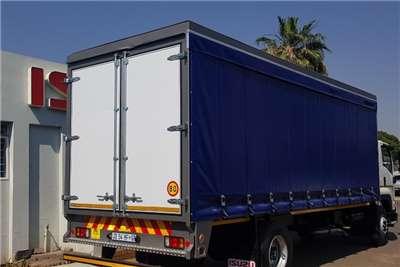 Isuzu Curtain side FTR 850 Manual Truck
