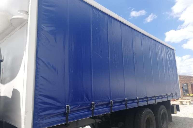 Isuzu Curtain side FVZ1400 Truck