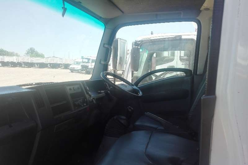 Isuzu Truck Curtain side Isuzu FTR Curtain body 2007