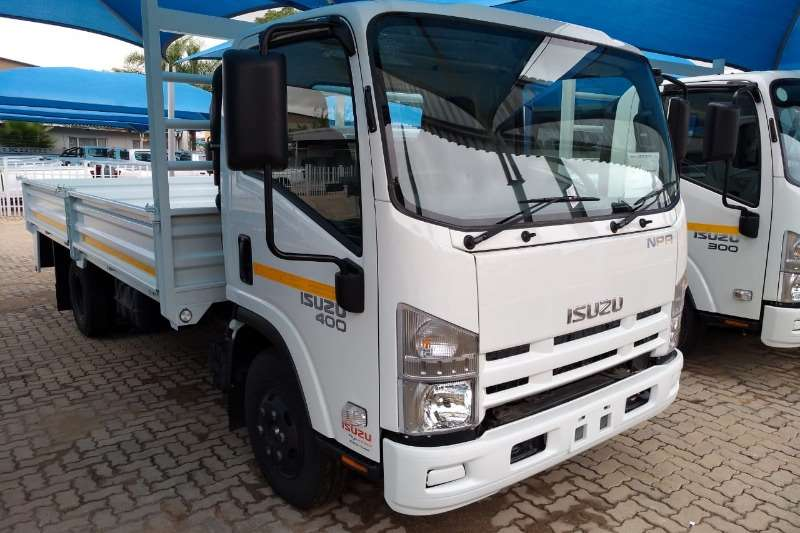 Isuzu Truck Dropside 20% discount NPR 400  MANUAL 2020