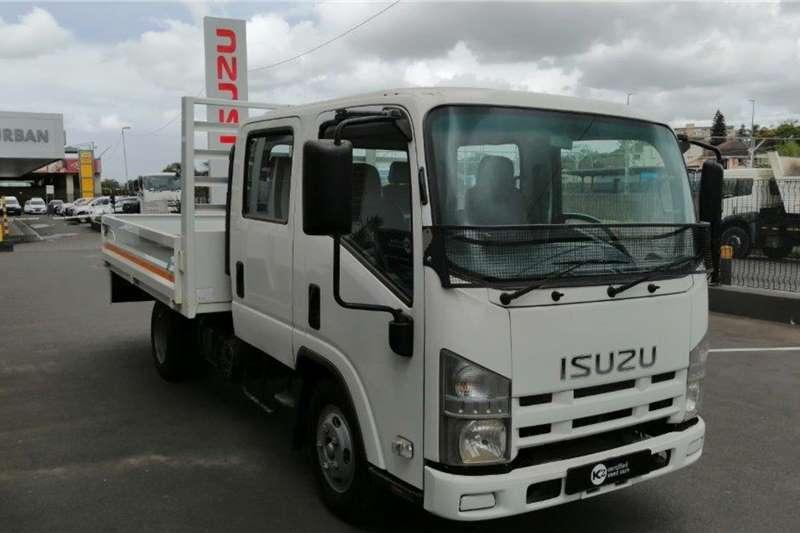 Isuzu Truck Dropside 2014 NMR 250 AMT Crew Cab 2014