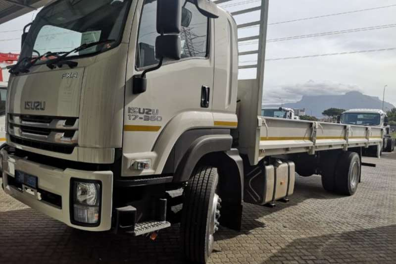 Isuzu Truck Dropside 2019 Isuzu FXR 17 360 (355HP) 8.0m Dropside + Towh 2019