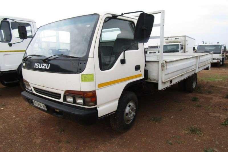 Isuzu Truck Dropside DROPSIDE