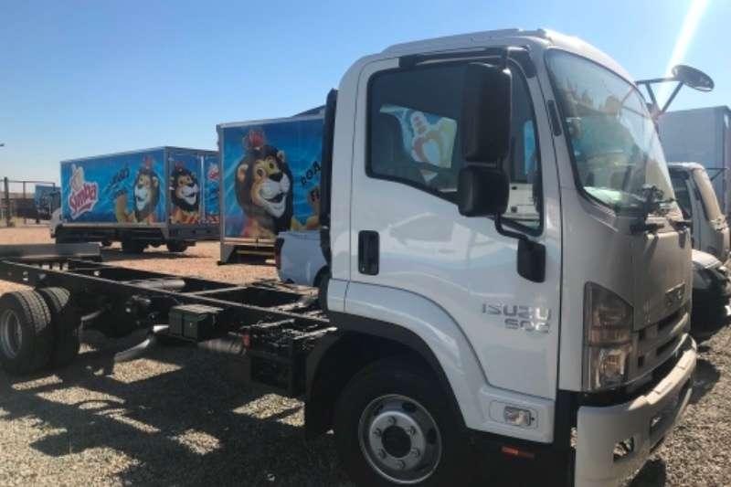 Isuzu Truck Dropside FRR 600 AMT (4 Cylinder) 2020