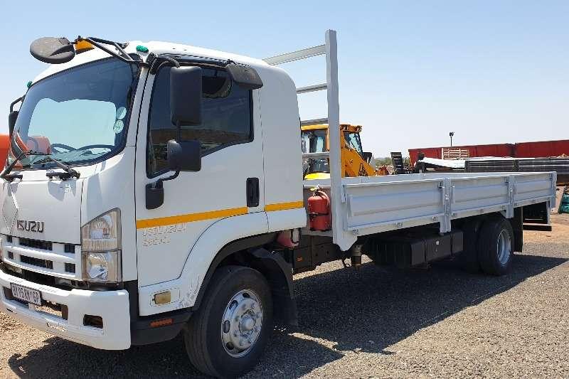 Isuzu Truck Dropside FSR 800 2012