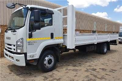 Isuzu Truck Dropside FSR 800 2014