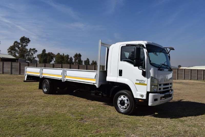 Isuzu Truck Dropside FSR 800 ( 8 ton) 2011