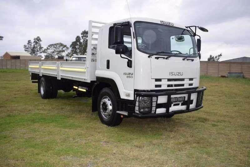 Isuzu Dropside FTR 850 Dropside Truck