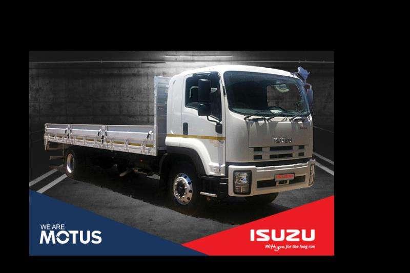 Isuzu Truck Dropside FTR 850 Man Dropside 2019