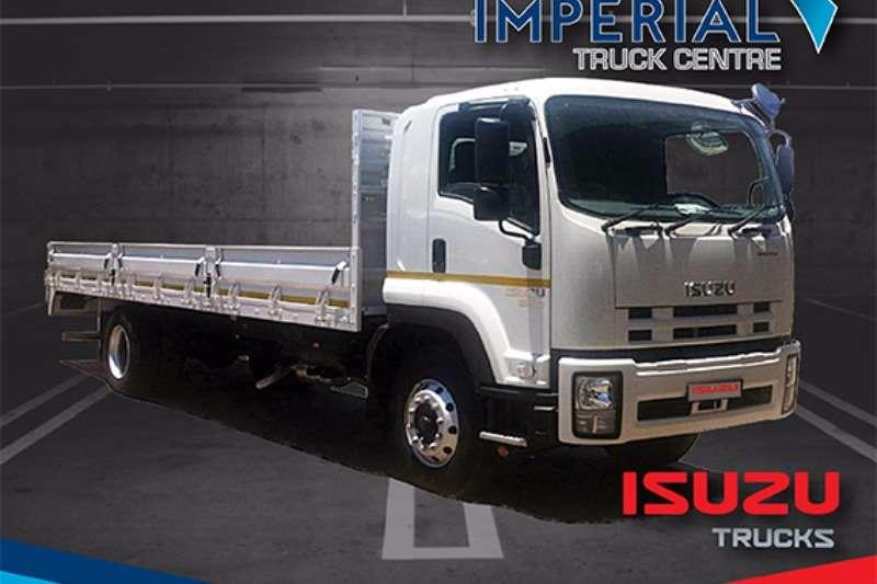 Isuzu Truck Dropside FTR 850 Man Dropside 2020