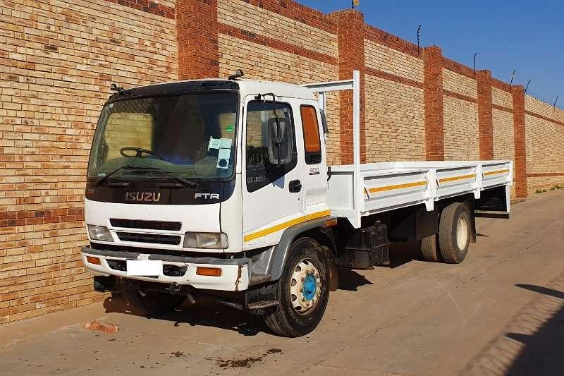 Isuzu Truck Dropside FTR800,8 TON WITH DROPSIDE BODY 2006