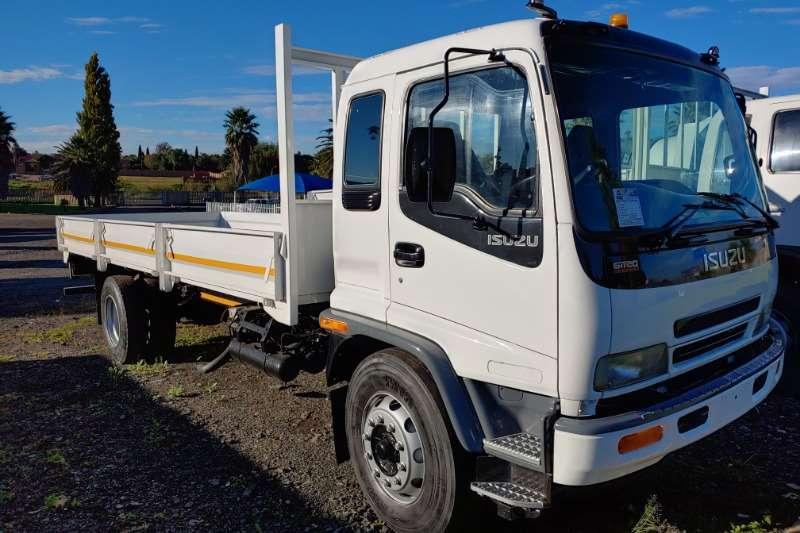 Isuzu Truck Dropside FTR800 Dropside 2007