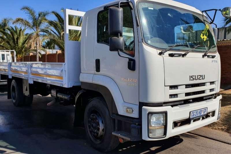 Isuzu Truck Dropside FTR850 2013