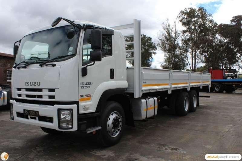 Isuzu Truck Dropside FVM 1200 2019